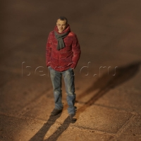 3D фигурка любимого - точная мини копия!