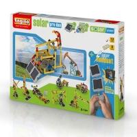 Большой Набор, серия Солнечная Энергия (20 моделей с мотором +пульт управления)