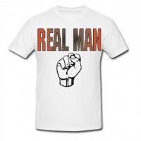 Футболка *Real Men*