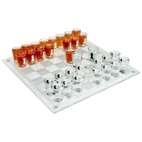 Пьяные шахматы (шашки)