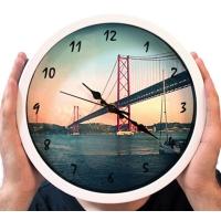 Настенные часы с Вашей фотографией