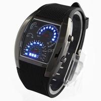 Наручные часы Спидометр Led Watch Sport Car
