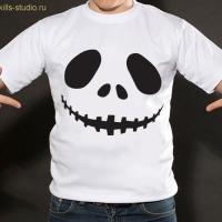 """Именная футболка """"Призрак"""""""