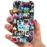 Instagram чехол для iPhone с фотографиями
