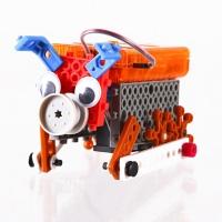 Роботы-конструкторы  MRT story (HUNA Fun & Bot 1) 4 робота в одном наборе