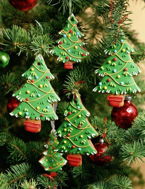 Традиции украшения новогодней елки