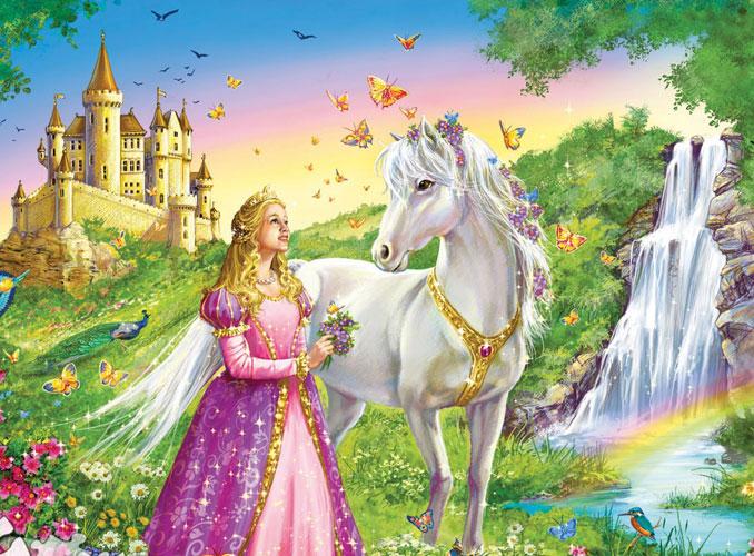 Сценарий дня рождения в стиле Принцессы