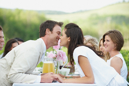 1 год свадьбы - ситцевая свадьба