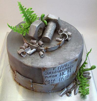 Прикольный подарок на стальную свадьбу 16