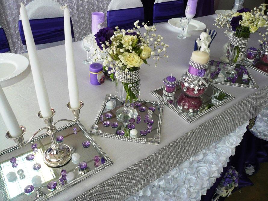 Украшаем своими руками зал для серебряной свадьбы