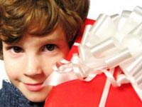 Подарок мальчику 7 лет