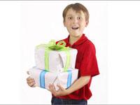 Подарок мальчику 8 лет