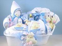 Собрать подарок новорожденному