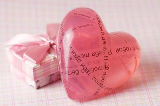 Список для выбора подарка парню на день влюбленных