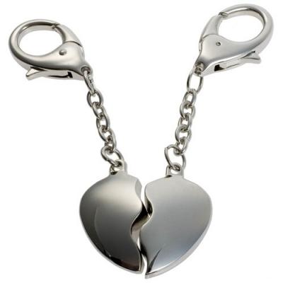 Брелки символ любви