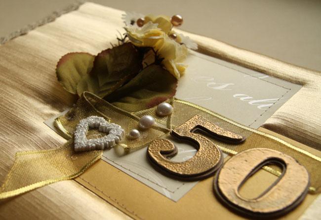Подарки на золотую свадьбу родителям