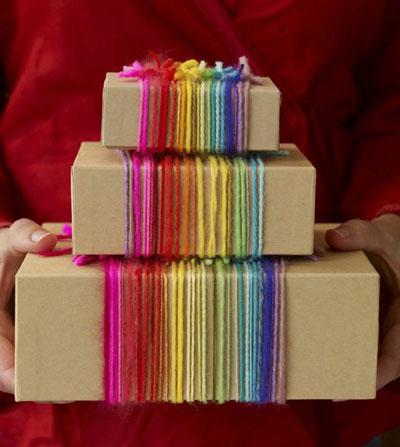 10 способов необычно упаковать