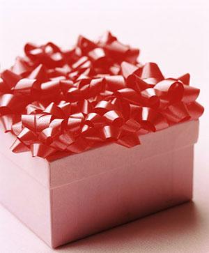 Как сделать подарочную коробку